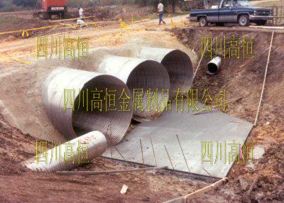 钢制波纹涵管材料选择及性能特点(图1)